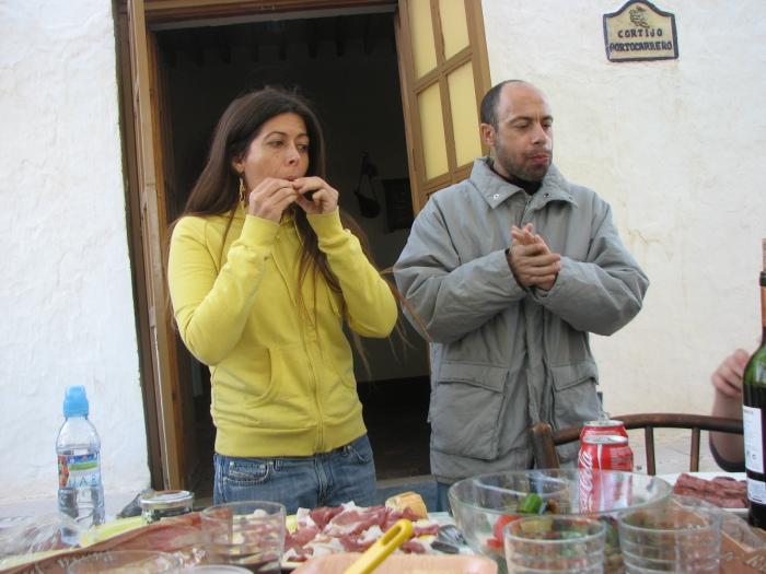 La sorpresa y el proveedor de verduras ecológicas